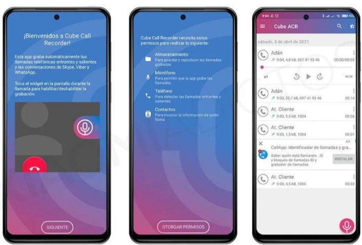 Лучшее приложение для записи звонков на вашем Xiaomi