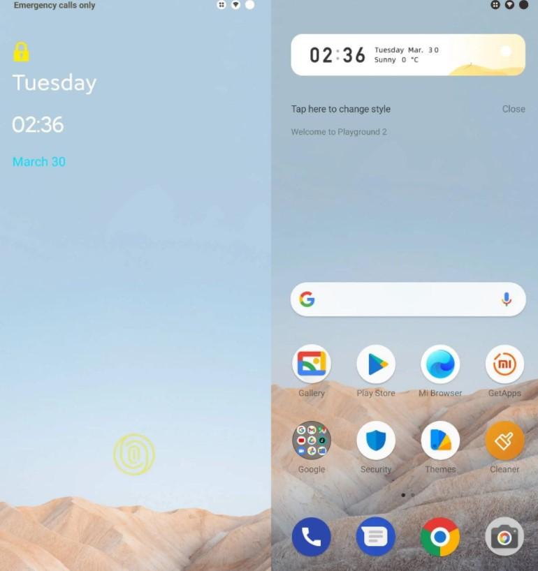 Новая тема MIUI переносит Android 12 на смартфоны Xiaomi