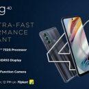Motorola представит недорогие смартфоны Moto G40 Fusion и Moto G60