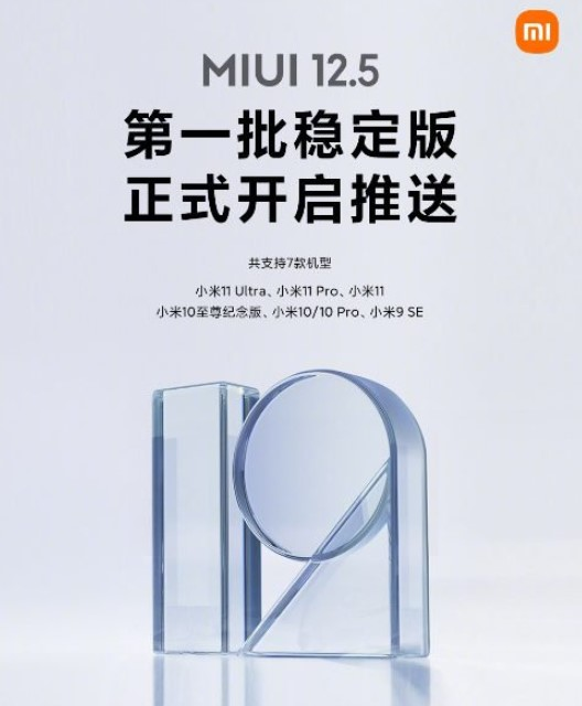 Xiaomi начала обновление 7 моделей до MIUI 12.5