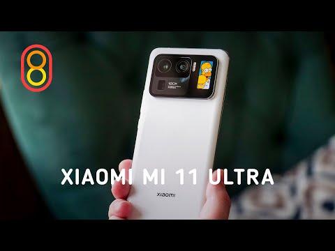 Флагманский смартфон Xiaomi Mi 11 Ultra в Украине, стартовали продажи с большой скидкой