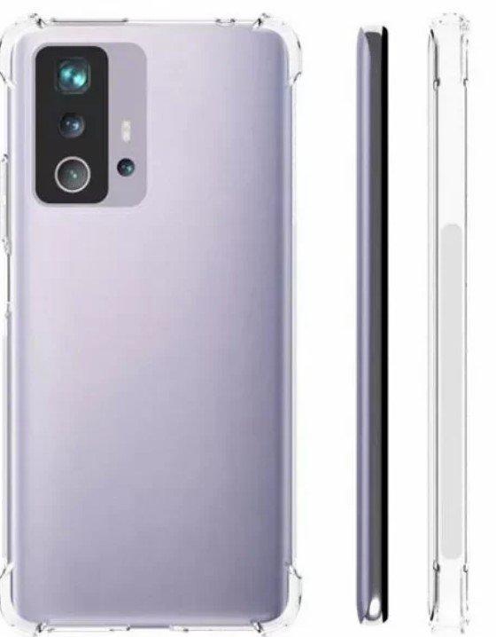 Xiaomi показали Mi 11T вживую: новый флагман изображен в прозрачном чехле