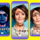 Viber запустил маски дополненной реальности для Украины